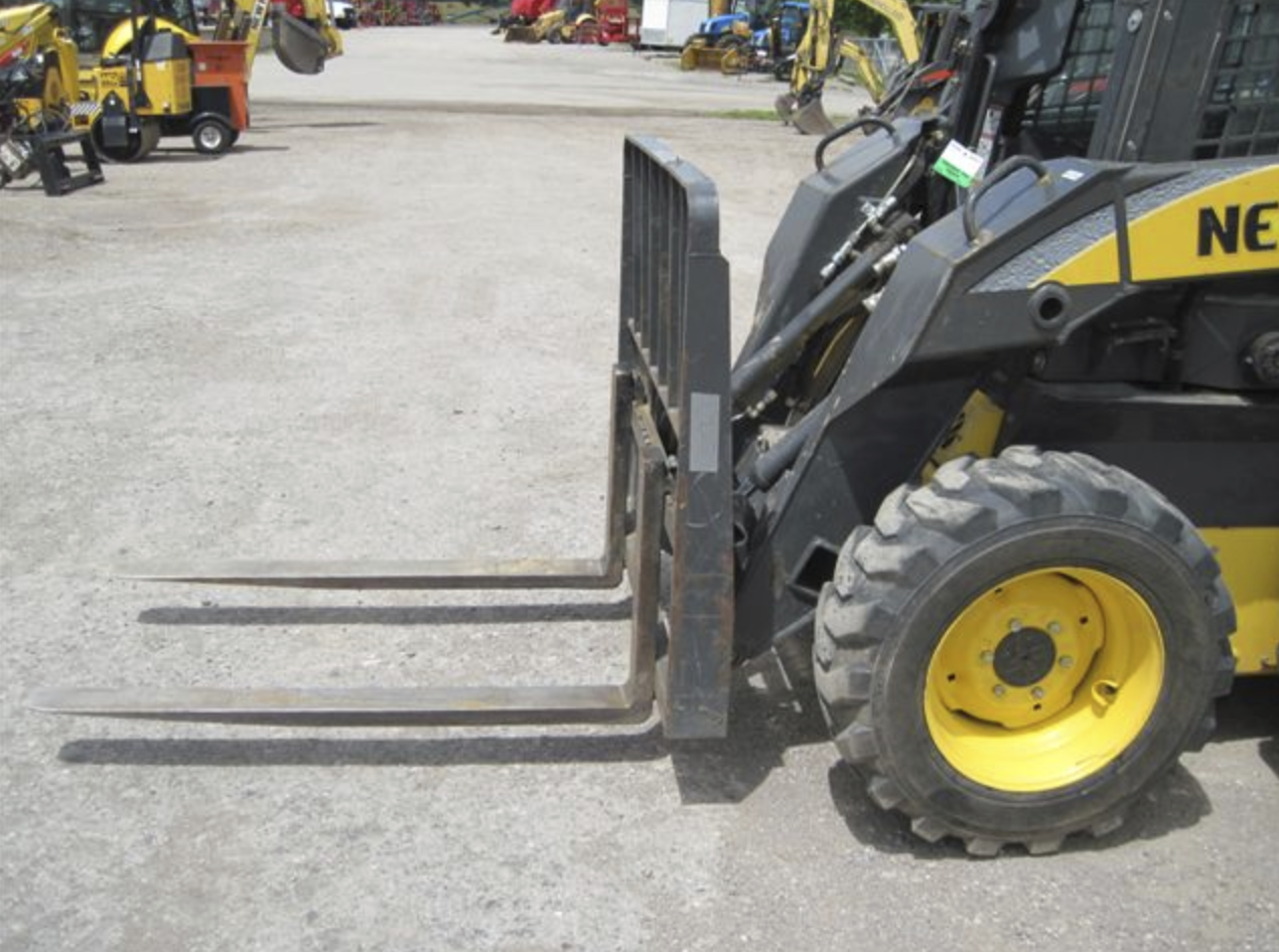 Adjustable Pallet Fork Image