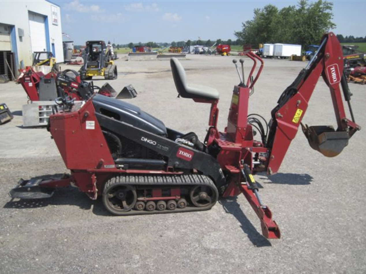 Backhoe Attachment Image
