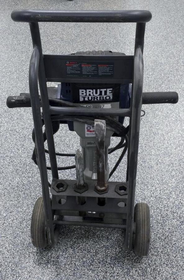 Breaker Hammer, Brute Image
