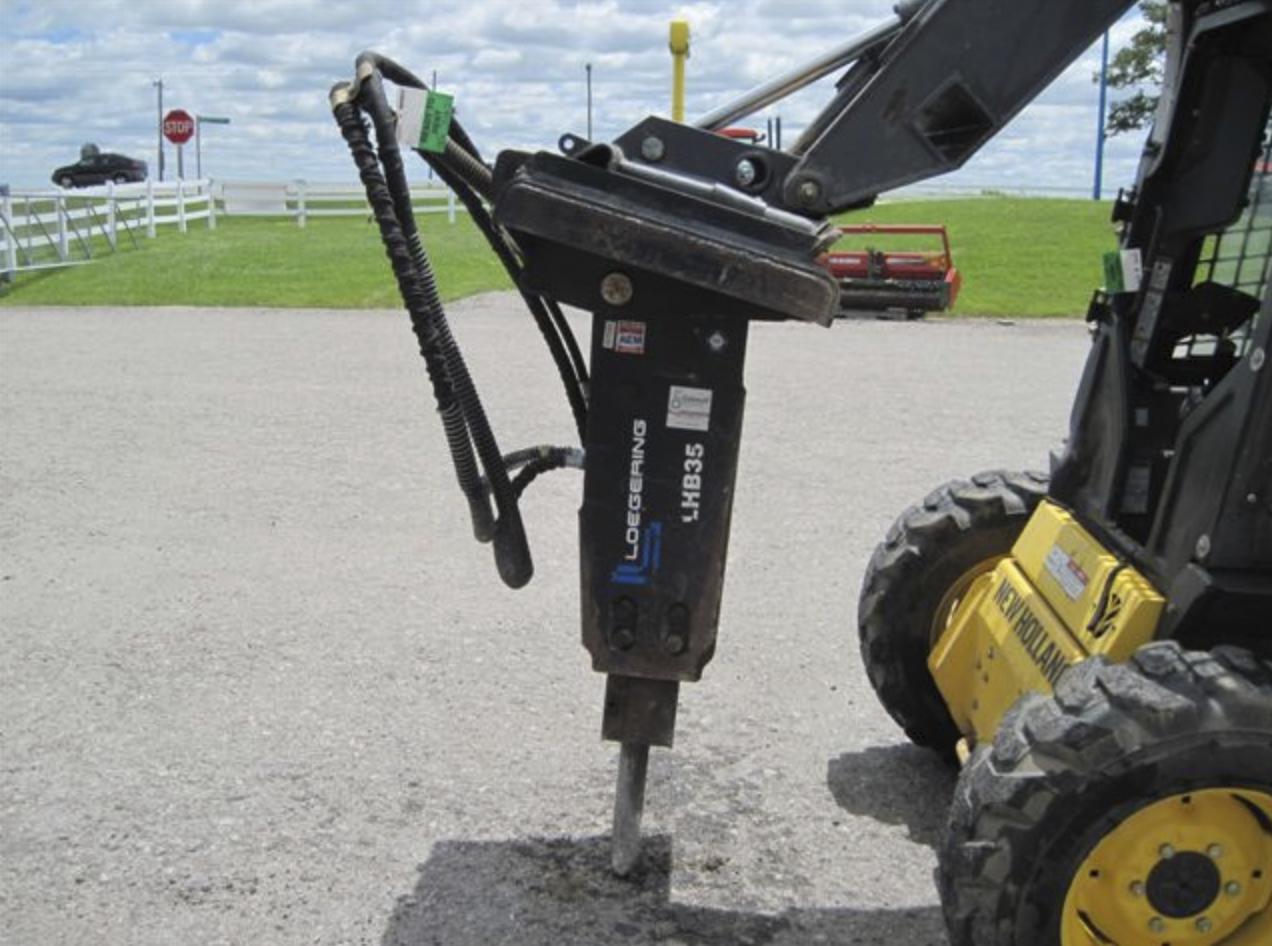 Breaker Hammer Image