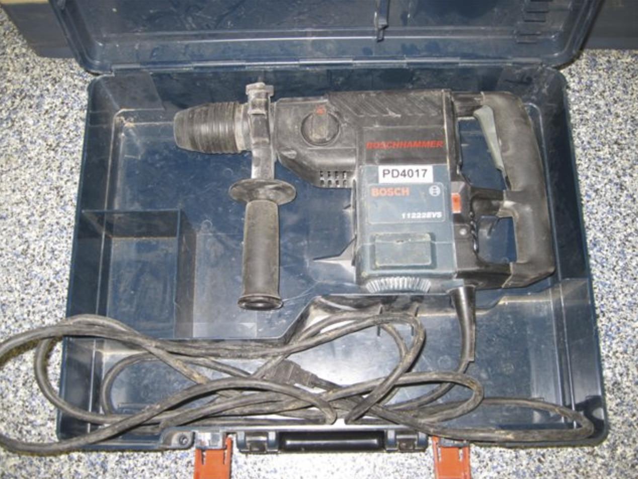 Drill, SDS Hammer 11222 Image