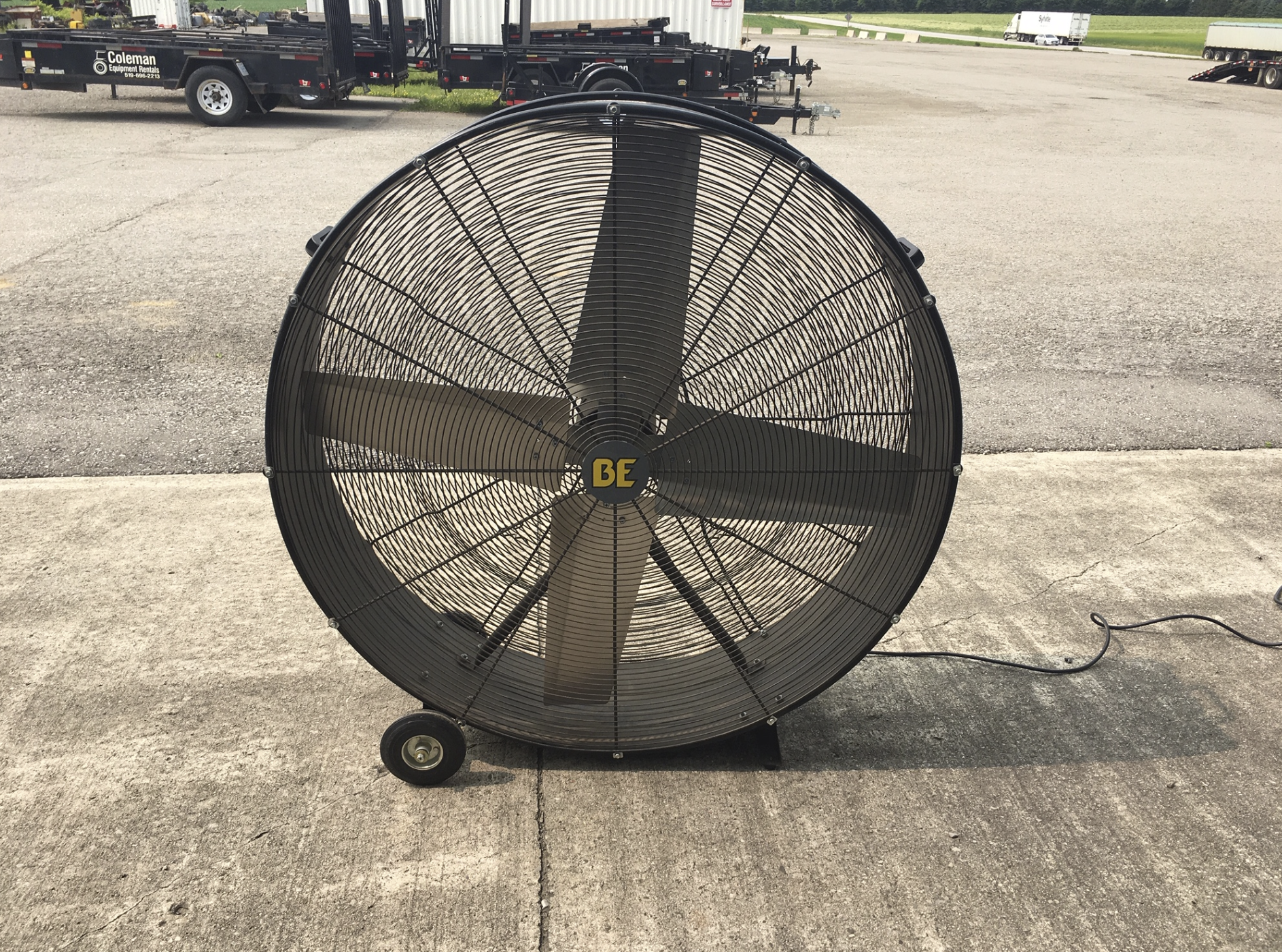 Drum Fan 42 inch Image