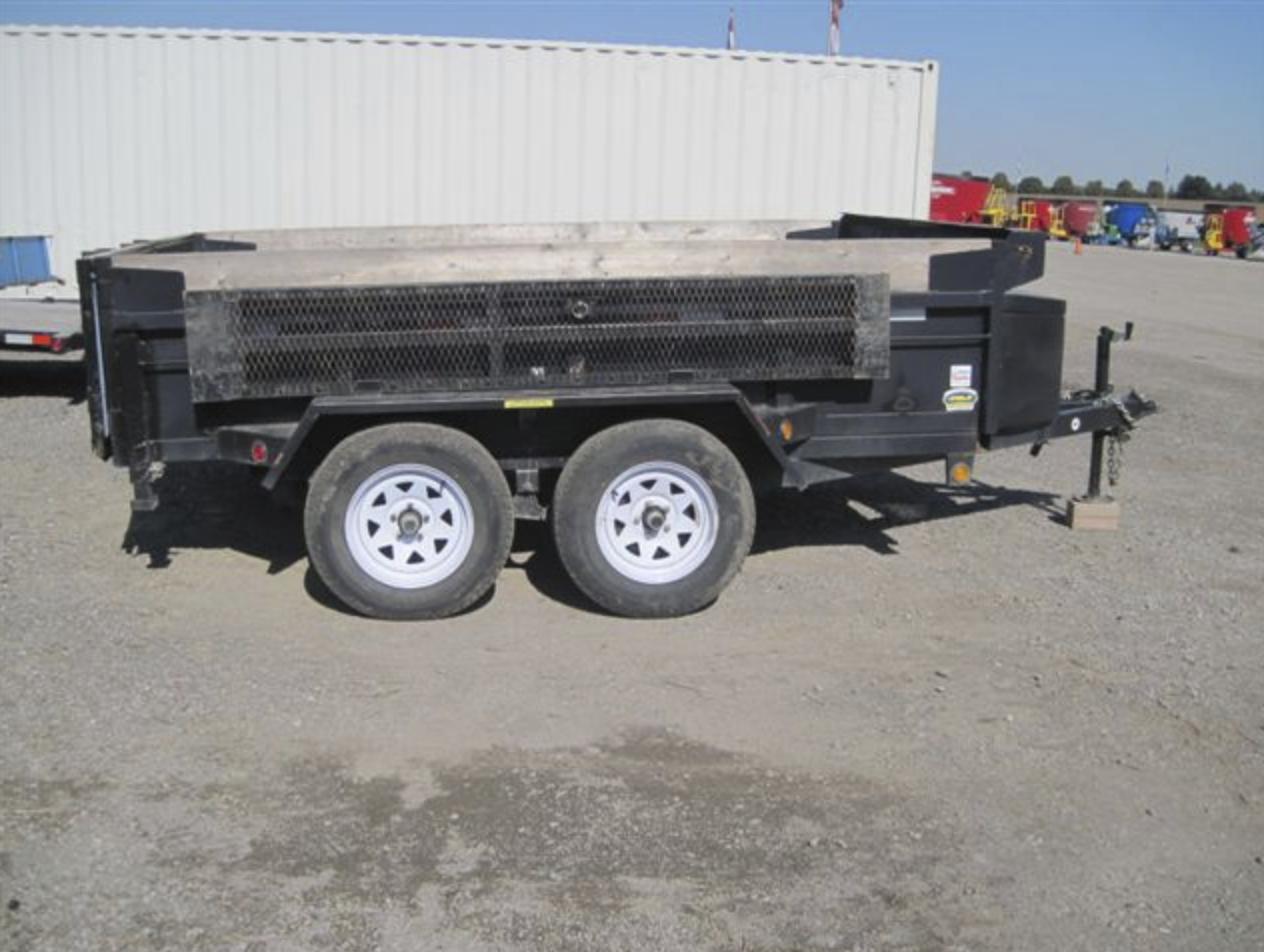 Dump Tandem Axle 10,000 lb Image