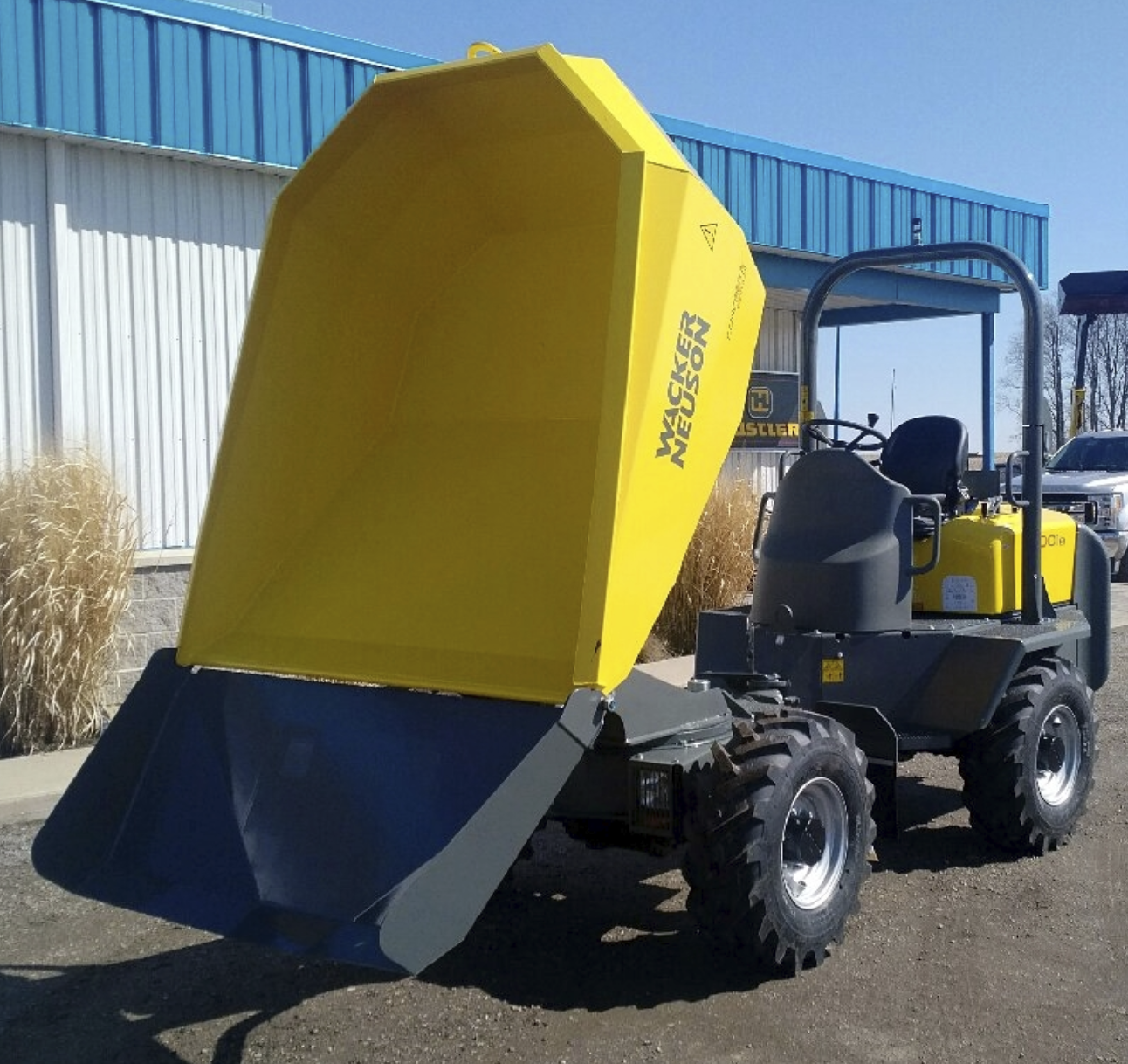 Dumper, Wheel Image