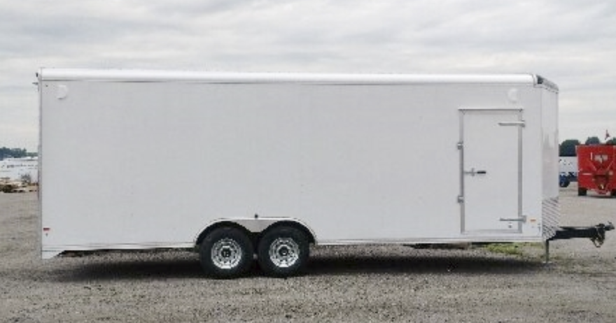 Enclosed Trailer 8