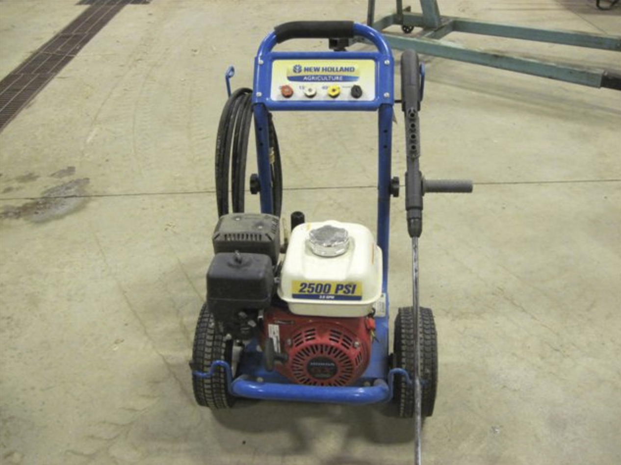 Gas Pressure Washer 2500 psi Image