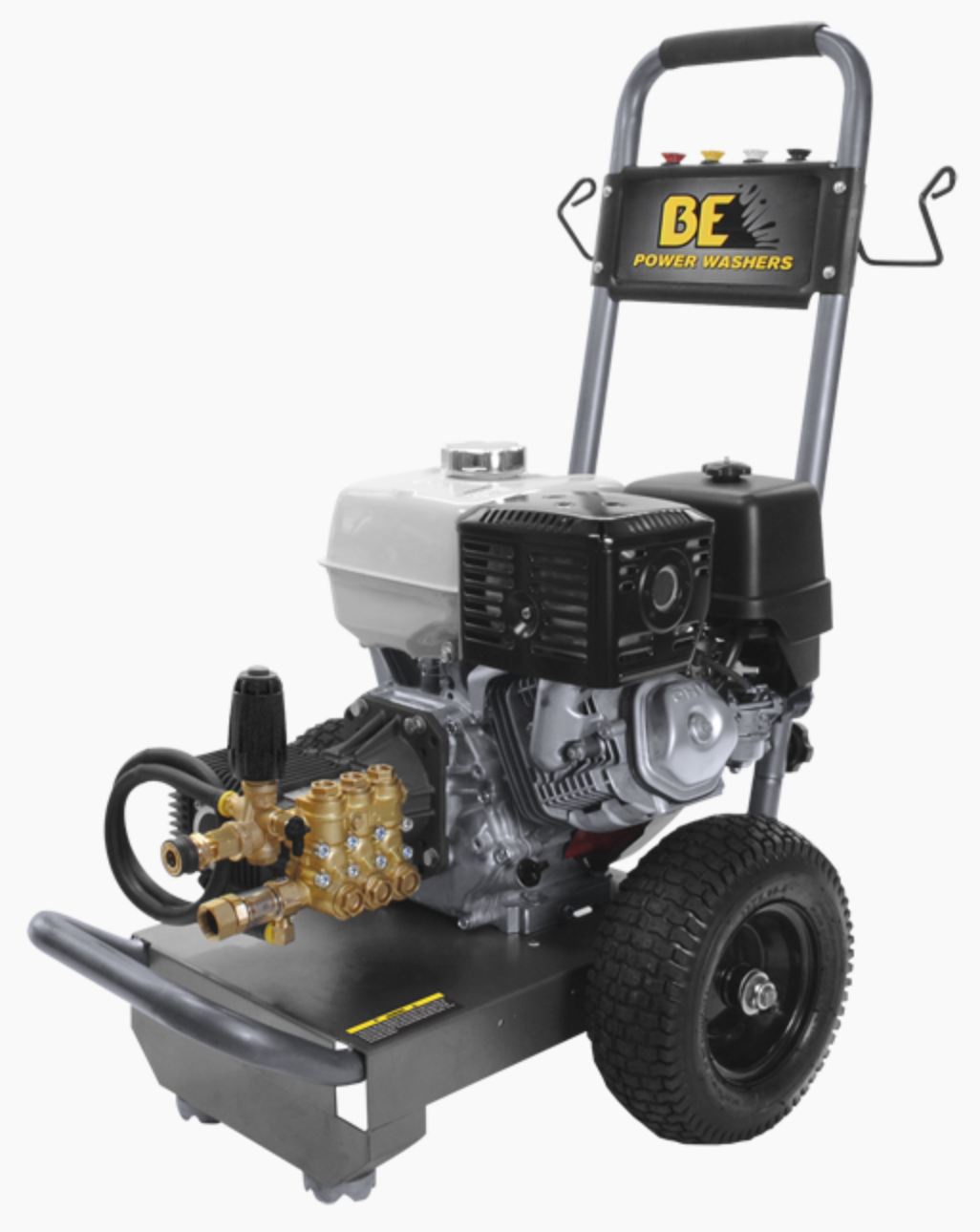 Gas Pressure Washer 4000 psi Image