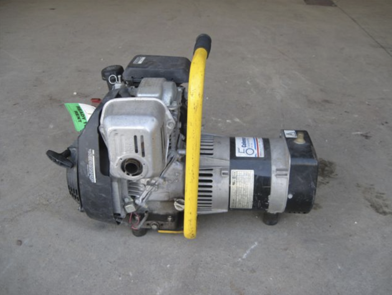Generator, 2800 Watt Image