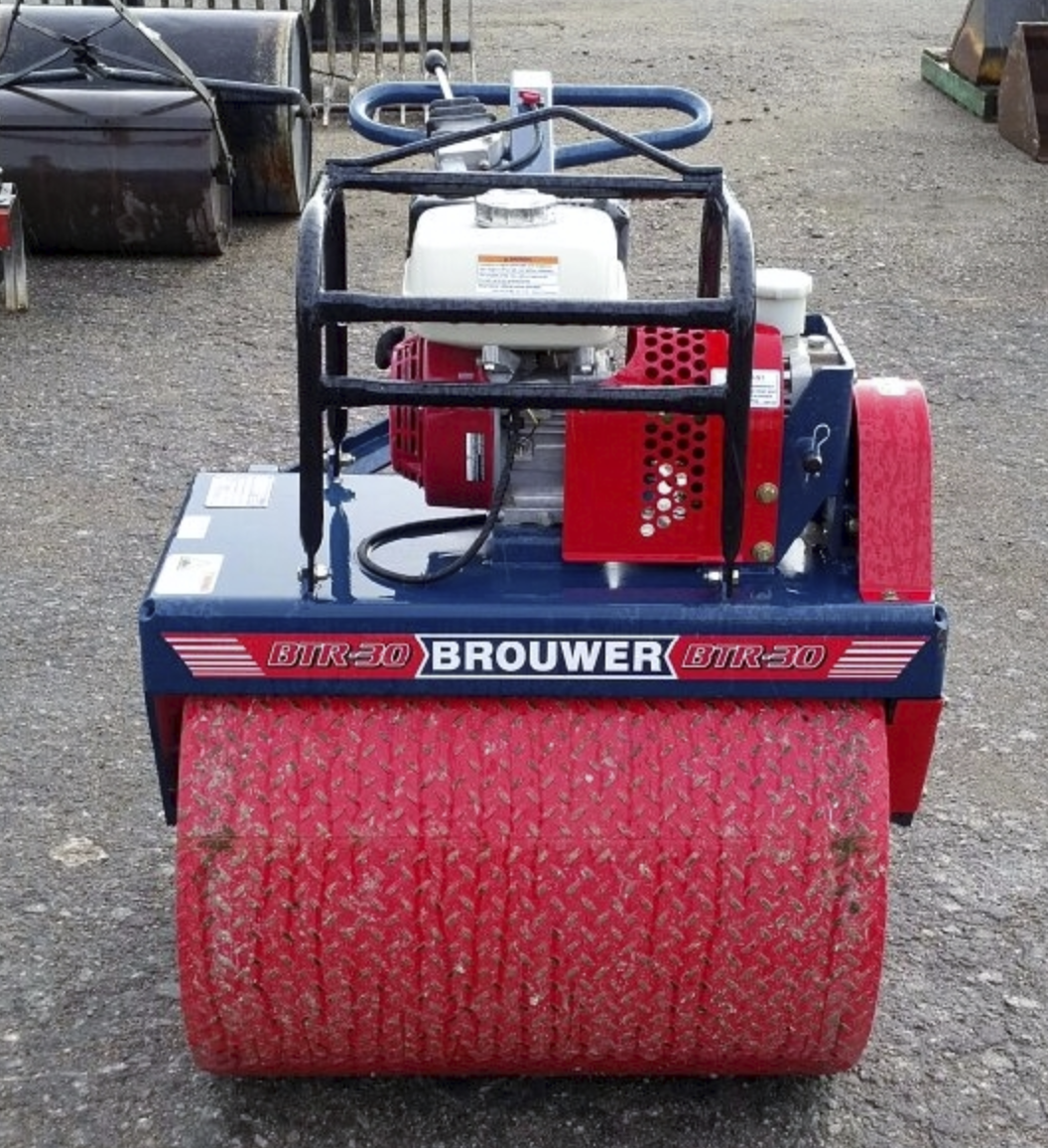 Lawn Roller Power Walk Behind Image
