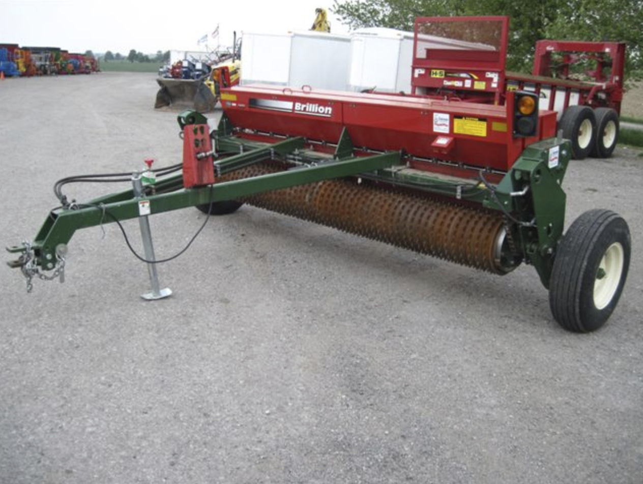 Towable Seeder Image