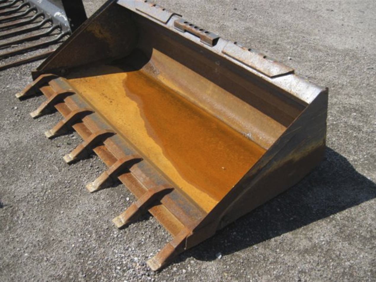 Tooth Bar for Bucket Image