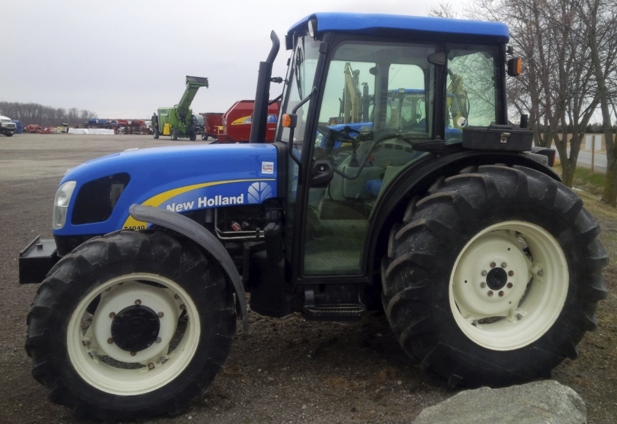 Utility Tractor Image
