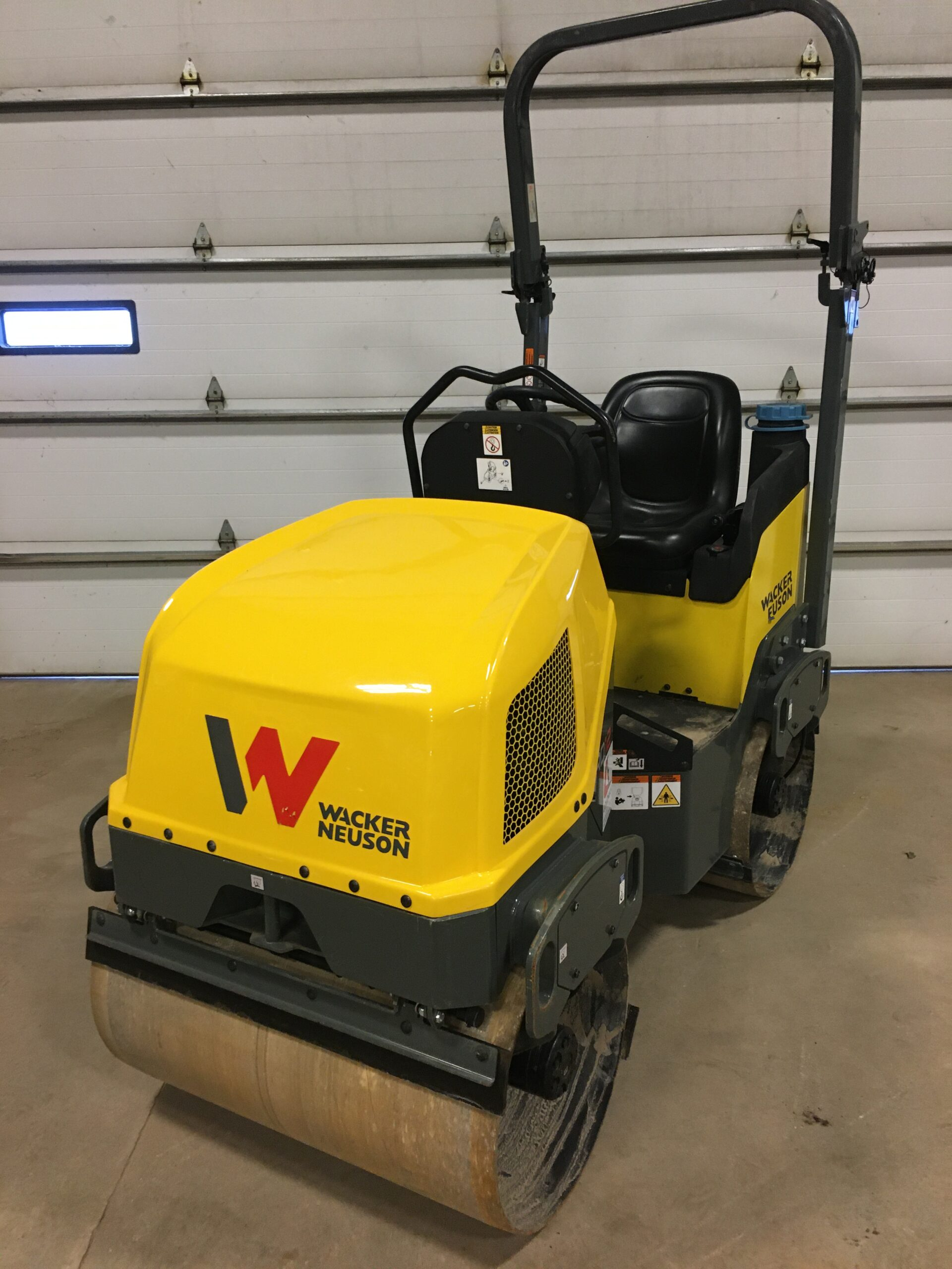 Roller, Ride On Vibe, 1.5 Ton Image